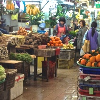 Fresh Food Markets and Public Health