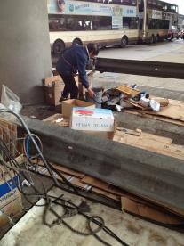 Preparing boxes