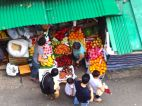 Graham Street Market from Mid-level Escalators