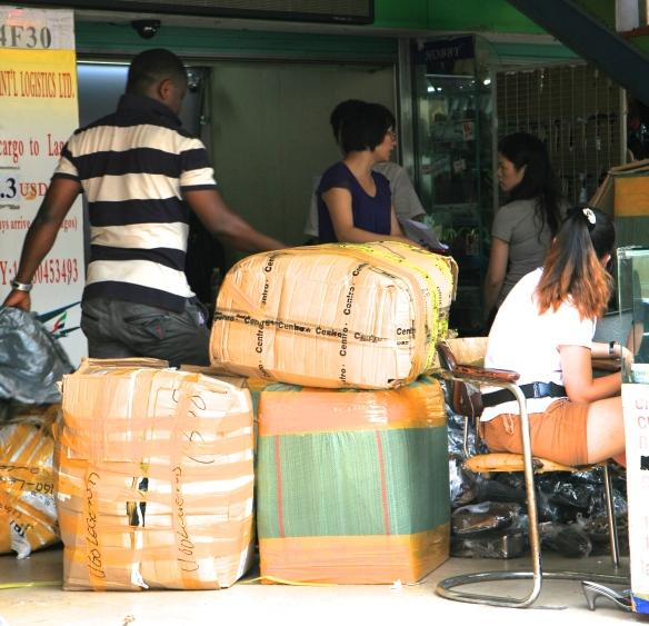 Guangzhou logistics