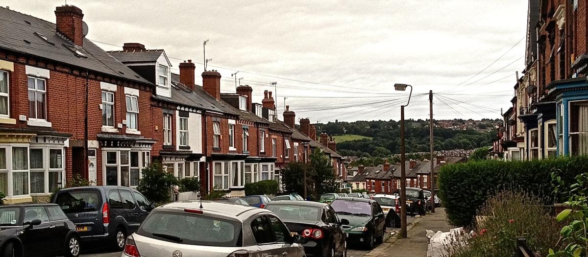 An inside view:  Backgardens, Greystones, Sheffield