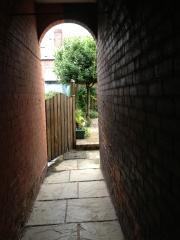terrace passage