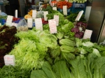 Market vegetables, Graham Street 2014