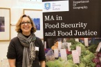 MA in Food Security and Food Justice
