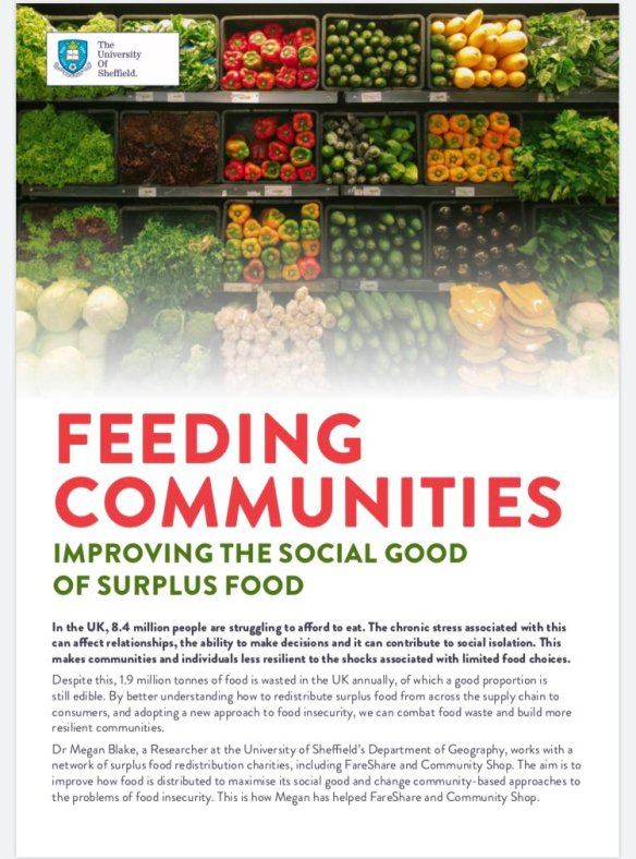 Feeding Communities 1